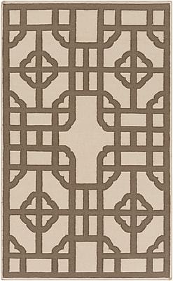 Surya Beth Lacefield Alameda AMD1070-58 Hand Woven Rug, 5' x 8' Rectangle