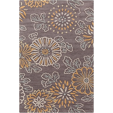 Surya Ameila AME2230-576 Machine Made Rug, 5' x 7'6