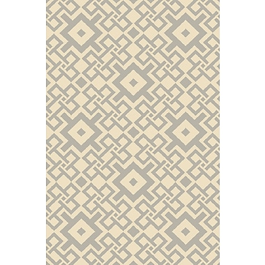 Surya KD Spain Aura ARA2013-23 Hand Hooked Rug, 2' x 3' Rectangle