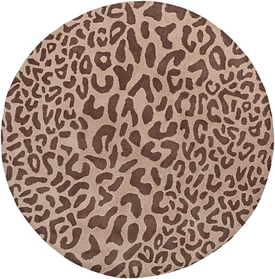 Surya Athena ATH5000-6RD Hand Tufted Rug, 6' Round
