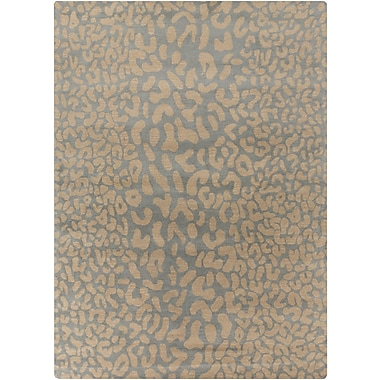 Surya Athena ATH5001-46 Hand Tufted Rug, 4' x 6' Rectangle