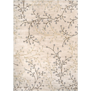 Surya Athena ATH5008-1014 Hand Tufted Rug, 10' x 14' Rectangle