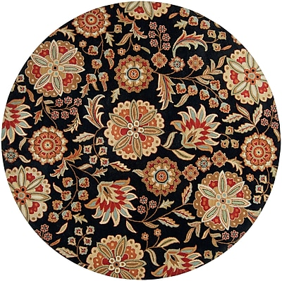 Surya Athena ATH5017-6RD Hand Tufted Rug, 6' Round
