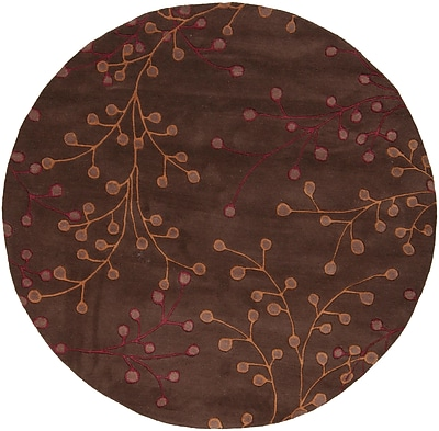 Surya Athena ATH5052-99RD Hand Tufted Rug, 9'9