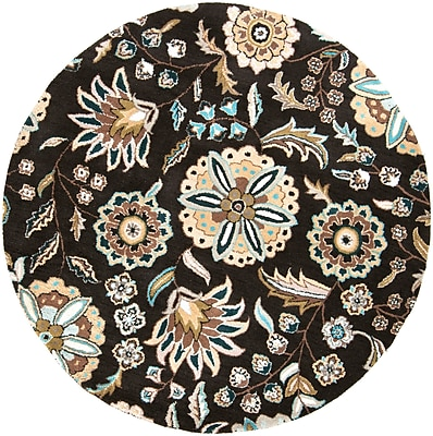 Surya Athena ATH5061-6RD Hand Tufted Rug, 6' Round