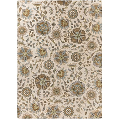 Surya Athena ATH5063-23 Hand Tufted Rug, 2' x 3' Rectangle