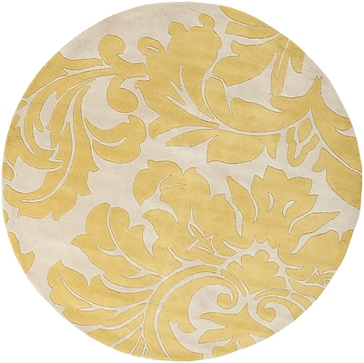 Surya Athena ATH5075-4RD Hand Tufted Rug, 4' Round