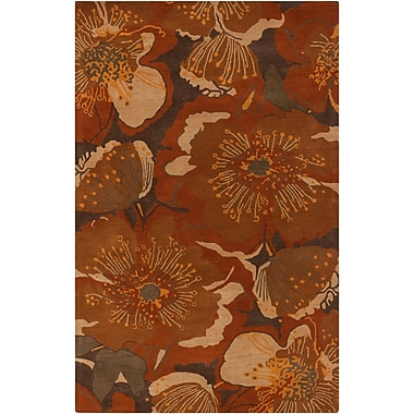 Surya Athena ATH5102-46 Hand Tufted Rug, 4' x 6' Rectangle