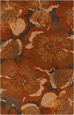 Surya Athena ATH5102-312 Hand Tufted Rug, 3' x 12' Rectangle