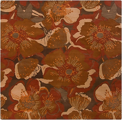 Surya Athena ATH5102-6SQ Hand Tufted Rug, 6' Square