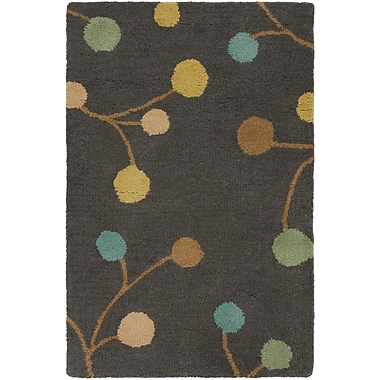 Surya Athena ATH5110-912 Hand Tufted Rug, 9' x 12' Rectangle