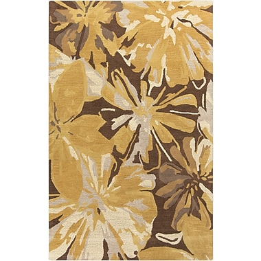 Surya Athena ATH5115-58 Hand Tufted Rug, 5' x 8' Rectangle