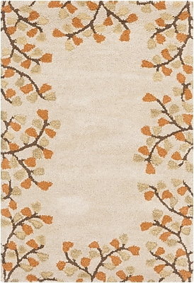 Surya Athena ATH5118-46 Hand Tufted Rug, 4' x 6' Rectangle
