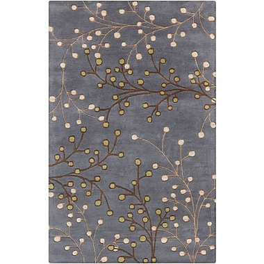 Surya Athena ATH5125-46 Hand Tufted Rug, 4' x 6' Rectangle