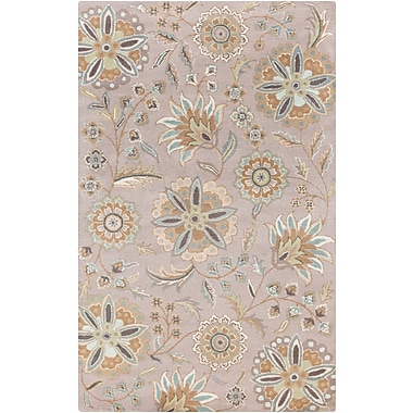 Surya Athena ATH5127-58 Hand Tufted Rug, 5' x 8' Rectangle