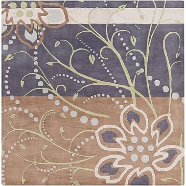 Surya Athena ATH5128-99SQ Hand Tufted Rug, 9'9