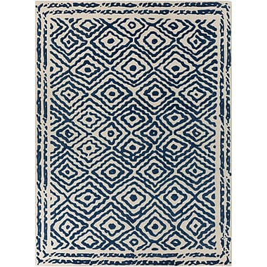 Surya Beth Lacefield Atlas ATS1002-3353 Hand Knotted Rug, 3'3