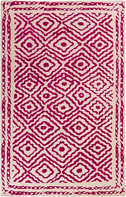 Surya Beth Lacefield Atlas ATS1005-23 Hand Knotted Rug, 2' x 3' Rectangle