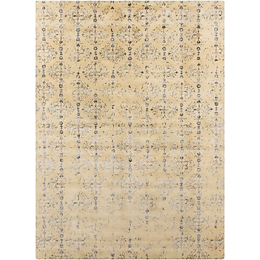 Surya Banshee BAN3315-913 Hand Tufted Rug, 9' x 13' Rectangle