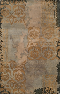 Surya Banshee BAN3335-23 Hand Tufted Rug, 2' x 3' Rectangle