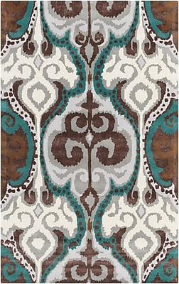 Surya Banshee BAN3350-58 Hand Tufted Rug, 5' x 8' Rectangle