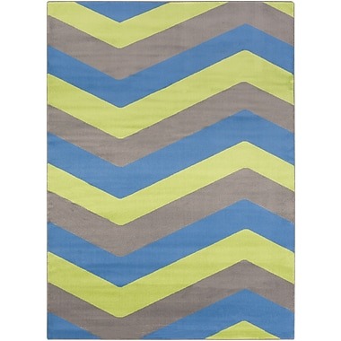 Surya Bambino BBO5001-237 Machine Made Rug, 2' x 3'7