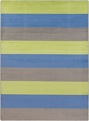 Surya Bambino BBO5014-7811 Machine Made Rug, 7'8