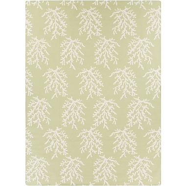 Surya Somerset Bay Boardwalk BDW4009-811 Hand Woven Rug, 8' x 11' Rectangle