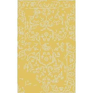 Surya Bagras BGR6005-23 Hand Knotted Rug, 2' x 3' Rectangle