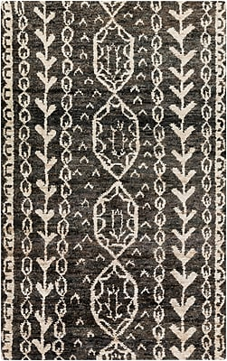 Surya Jill Rosenwald Bjorn BJR1000-23 Hand Knotted Rug, 2' x 3' Rectangle