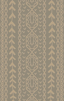 Surya Jill Rosenwald Bjorn BJR1001-23 Hand Knotted Rug, 2' x 3' Rectangle