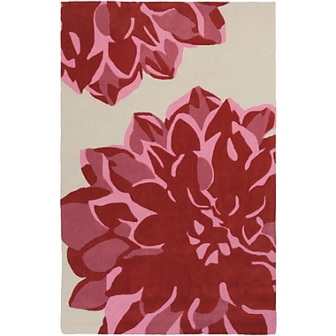 Surya Budding BUD2002-811 Hand Tufted Rug, 8' x 11' Rectangle