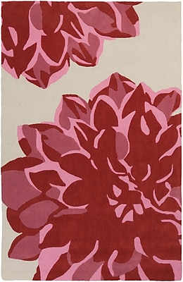 Surya Budding BUD2002-23 Hand Tufted Rug, 2' x 3' Rectangle