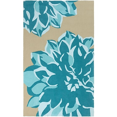 Surya Budding BUD2003-811 Hand Tufted Rug, 8' x 11' Rectangle