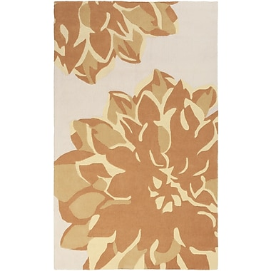 Surya Budding BUD2004-58 Hand Tufted Rug, 5' x 8' Rectangle