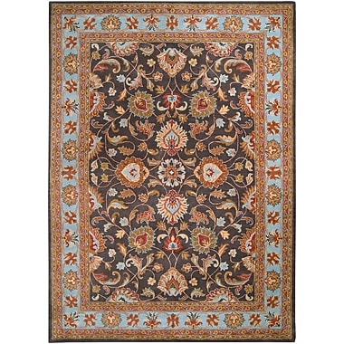 Surya Caesar CAE1004-811 Hand Tufted Rug, 8' x 11' Rectangle