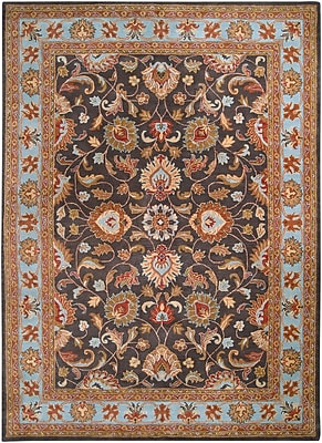 Surya Caesar CAE1004-69 Hand Tufted Rug, 6' x 9' Rectangle