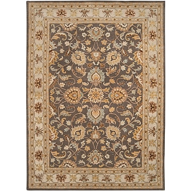 Surya Caesar CAE1005-811 Hand Tufted Rug, 8' x 11' Rectangle