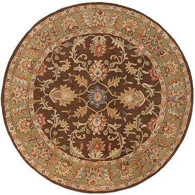 Surya Caesar CAE1009-99RD Hand Tufted Rug, 9'9