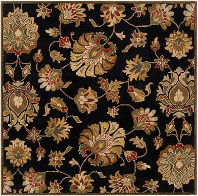 Surya Caesar CAE1027-4SQ Hand Tufted Rug, 4' Square