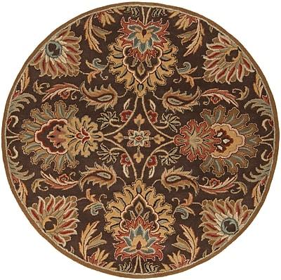 Surya Caesar CAE1028-4RD Hand Tufted Rug, 4' Round