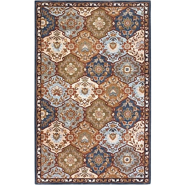 Surya Caesar CAE1032-312 Hand Tufted Rug, 3' x 12' Rectangle