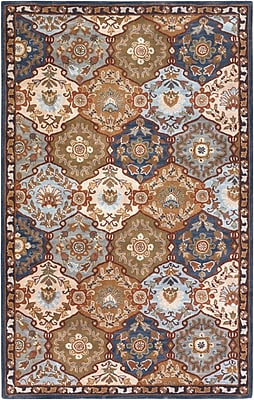 Surya Caesar CAE1032-58 Hand Tufted Rug, 5' x 8' Rectangle
