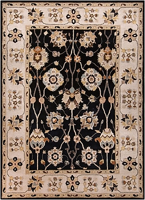 Surya Caesar CAE1033-69 Hand Tufted Rug, 6' x 9' Rectangle