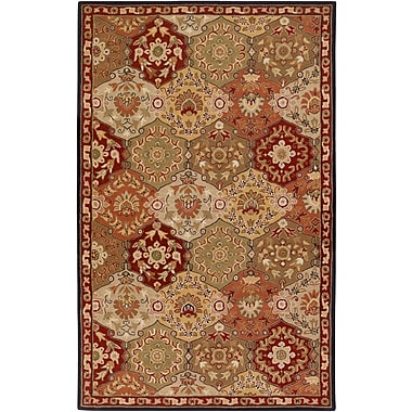 Surya Caesar CAE1034-312 Hand Tufted Rug, 3' x 12' Rectangle