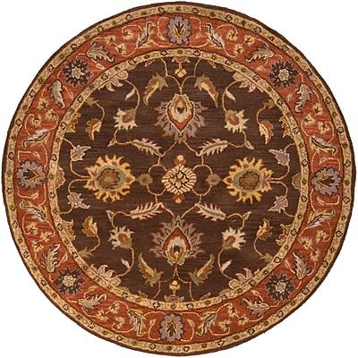 Surya Caesar CAE1036-6RD Hand Tufted Rug, 6' Round