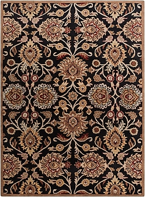 Surya Caesar CAE1053-46 Hand Tufted Rug, 4' x 6' Rectangle