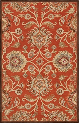 Surya Caesar CAE1062-69 Hand Tufted Rug, 6' x 9' Rectangle