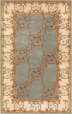 Surya Caesar CAE1100-69 Hand Tufted Rug, 6' x 9' Rectangle