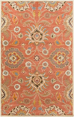 Surya Caesar CAE1107-58 Hand Tufted Rug, 5' x 8' Rectangle